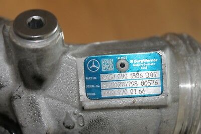 Mercedes Turbolader A 651 090 1586 6510901586