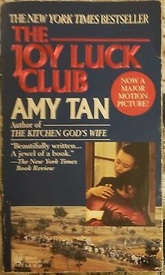 The Joy Luck Club by Amy Tan (Paperback, 1993)