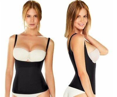 0d627c4dc5 Womens Thermal Compression Shirt Slimming Latex Fajas Colombianas Reductoras