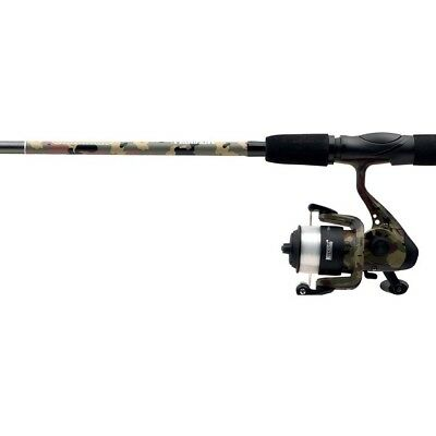 Spinning Rods Fishing Mitchell Tanager Camo Pattern 8ft