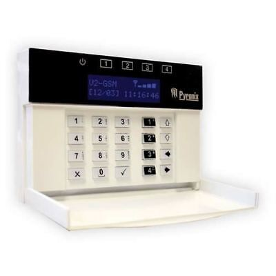 Pyronix V2 GSM Speech Dialler 52 Controllable outputs & Fully Duplex signalling