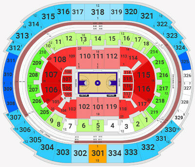 2 Tickets Golden State Warriors @ Los Angeles Lakers  4/4/19 Los Angeles, CA