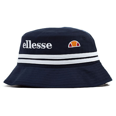 07b46351fc9 ELLESSE HERITAGE LORENZO Fashion Festival Bucket Hat One Size - Navy Blue - EUR  23