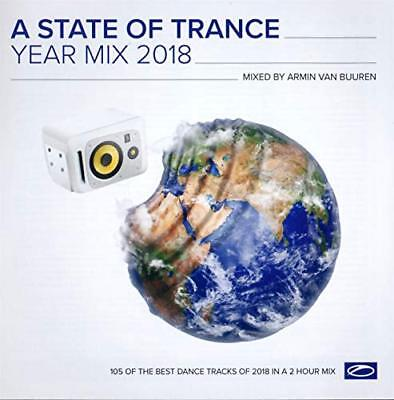 Armin van Buuren - A State Of Trance Year Mix 2018 [CD]
