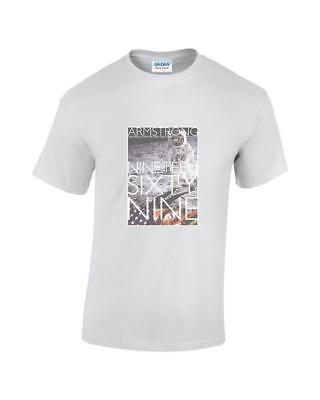 Neil Armstrong 1969 50th Anniversary T-Shirt