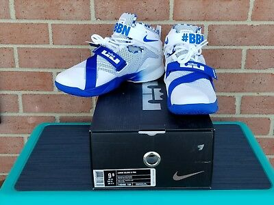 san francisco 048e8 e8731 Nike Lebron Soldier IX PRM 749490 104 Mens Basketball Shoes KENTUCKY  WILDCATS