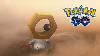 Mystery Box Pacco Sorpresa Meltan sul tuo account Pokémon Go! Possible shiny