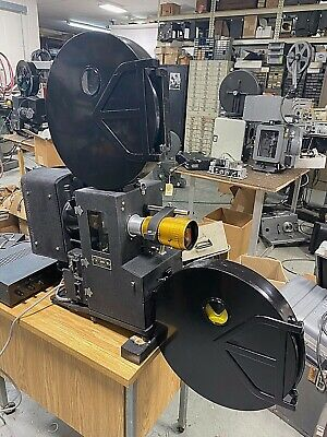 Holmes Type 8 35mm portable Sound Motion Picture Projector Museum Quality