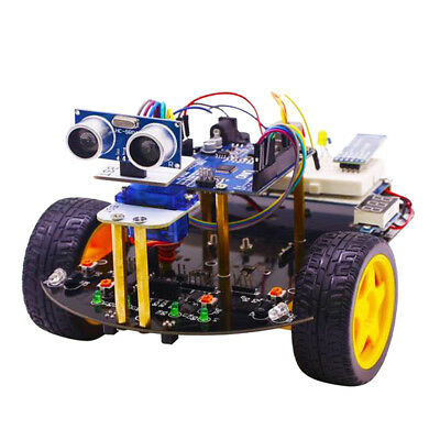 Yahboom Smartduino 2WD Smart robot Car and Starter Kit 2-in-1 For Arduino
