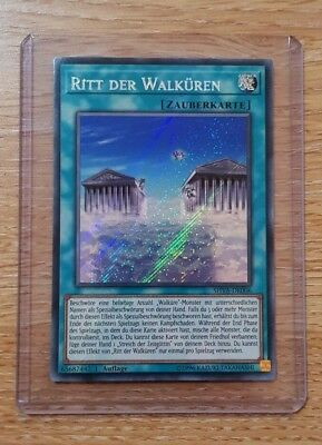 Ride of the valkyries - SHVA-DE006 (German)- Secret Rare - 1st Edition