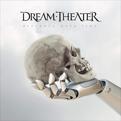 Dream Theater Distance Over Time (2019) Brand New Sealed Cd