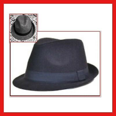 FEDORA HAT FROM GAP Gray or Navy Wool NEW   Sizes S M 964c8071a301