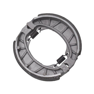 105mm REAR DRUM BRAKE PAD SHOE For 50cc 110cc 125cc 150cc GY6 MOPED SCOOTER