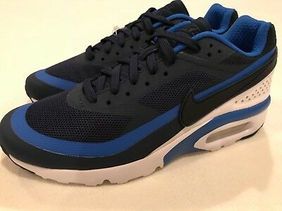 hot sale online 06ec4 5cd8a Brand New Nike Air Max BW Ultra Shoe Navy Royal White Size 6.5 womans size 8