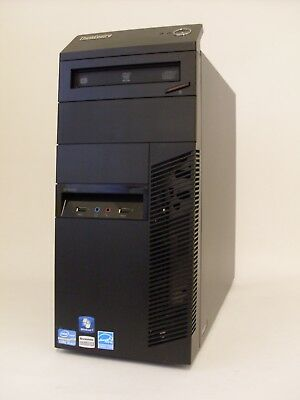 PC System Lenovo ThinkCentre M91p i5 3,3GHz 8GB RAM 500GB HDD WINDOWS 7