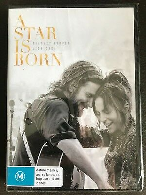 A Star Is Born (DVD, 2019) ***BRAND NEW and SEALED***