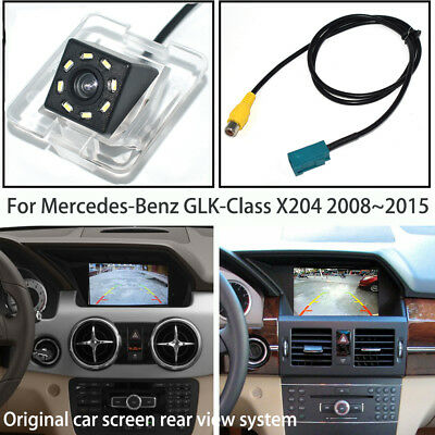 Car Rear View Reverse Backup Camera for Mercedes Benz MB GLK X204 350 2008~2015