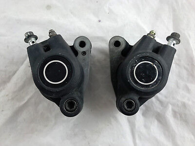 Harley Davidson 1984-1999 Front Brake Calipers Twin Dual Disc Sporster FXR Dyna