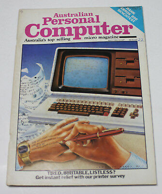 Australian Personal Computer (APC) Magazine (1 Issue from May 1982)