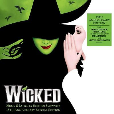 Wicked  15th Anniversary Edition - Ariana Grande [CD] Sent Sameday*