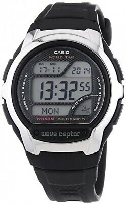New With Defect Casio WV-58A-1 Digital Atomic Mens Watch WV-58 No Light **