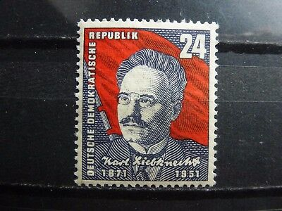 East Germany, DDR, 1951, 294, **MNH, signed