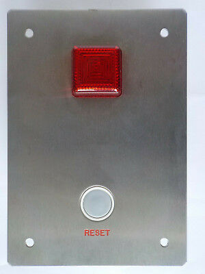 Wandsworth Call Reset Button Panel Nurse Patient Disabled Alarm 772