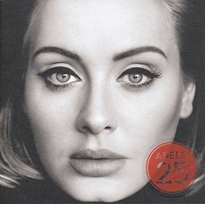 25 - Adele CD *BRAND NEW AND SEALED* Free Delivery