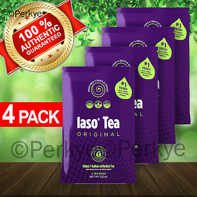 💥💥1 MONTH SUPPLY ORGANIC IASO TEA - Detox WEIGHT LOSS Total Life Changes (TLC)