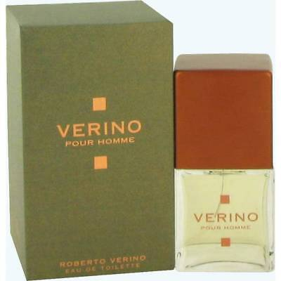 Verino Pour Homme - 50 Ml / 1.7 Fl. Oz - Eau De Toilette For Men Descatalogado