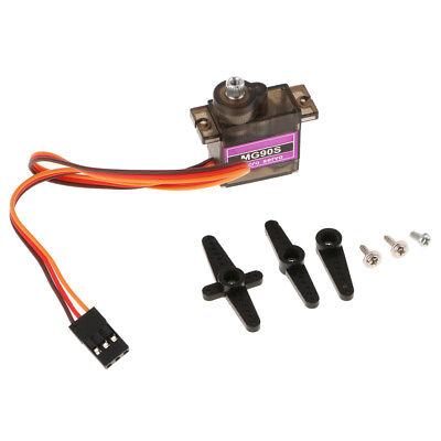New Micro Servo Motor 9G RC Robot for Helicopter Airplane Boat Car Auto