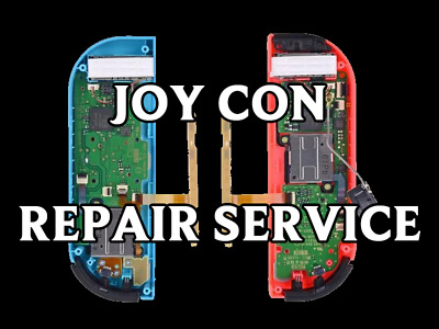 Repair Service : Nintendo Switch Joy Con Controllers