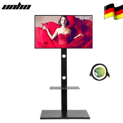 tv st nder standfu f r fernseher flachbildschirm lcd led plasma 37 70 zoll eur 299 00. Black Bedroom Furniture Sets. Home Design Ideas