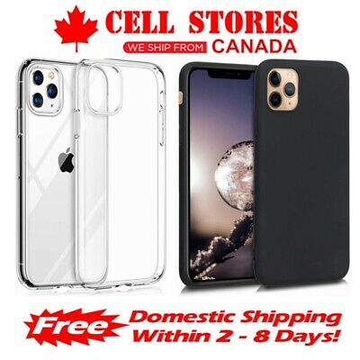 """Ultra Thin Soft TPU Silicone Jelly Bumper Back Cover Case for iPhone Xr 6.1"""""""