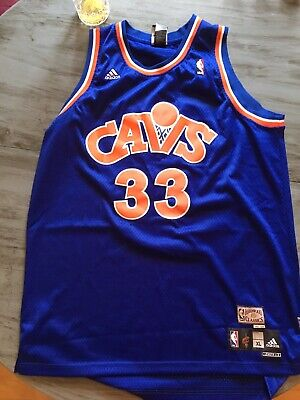 1fd30339a Vintage Adidas Shaquille Shaq O Neal Cleveland Cavaliers NBA Jersey XL  THROWBACK