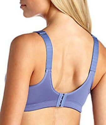 f612aa280a Playtex Play The Outlander Bra Style 4910 Revel Blue Size S NWT
