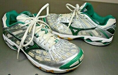 green mizuno volleyball shoes Limit