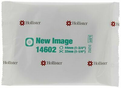 "Hollister New Image Flat Flextend Skin Barrier Green 1-3/4"" 5/bx 14602"