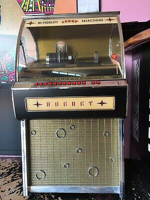 "Classic jukeboxes soundleisure ""rocket 88"""