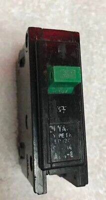 Bryant BR130 1 Pole 30 Amp 120//240 VAC  Westinghouse Circuit Breaker stack#s75