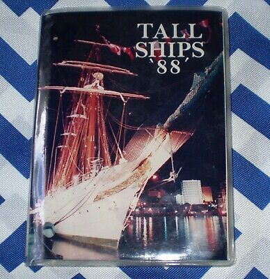 Photo Collection Tall Ships 88 Expo88 Australian Bicentennial RARE - 25 Photos