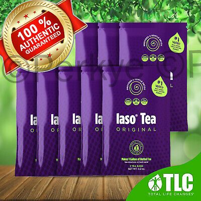 ❤️UP TO 8PACKS ❤️ IASO TEA | LOSE 5 POUNDS IN 5 DAYS! Total Life Changes (TLC)