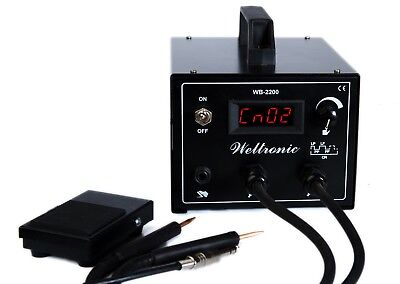 Spot Welder for Batteries