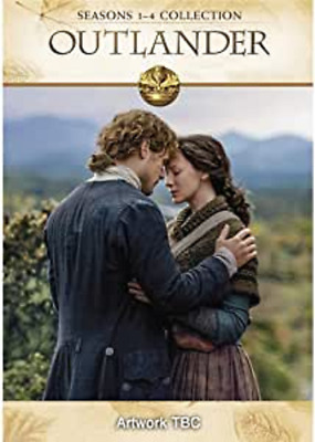 OUTLANDER COMPLETE SEASON 1-3 Blu Ray Series 1 2 3 All Episodes New UK Rel Seale