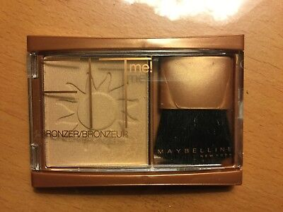Maybelline FIT me! Bronzer Sunlight 100 Forever Warm 300