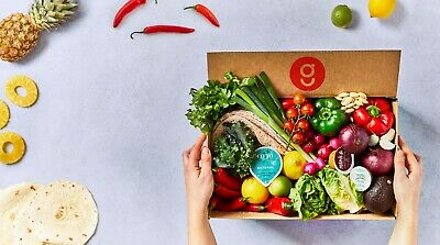 60% Off Your First Gousto Box (£15+Discount!) No Need To Buy Recipe Cards