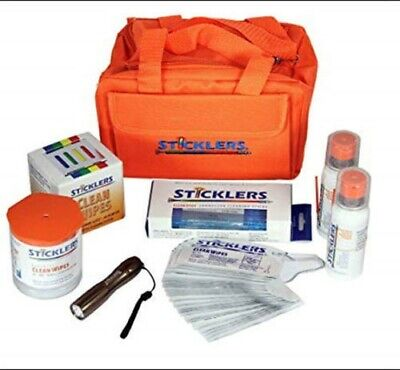 Sticklers Standard Fibre Optic Cleaning Kit