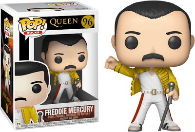 FUNKO POP! Queen - Freddie Mercury Wembley 1986