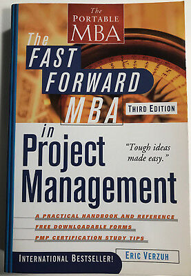 The Fast Forward MBA in Project Management, 3rd Edition
