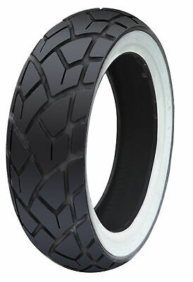 110/70/12 Front White Wall Tyre Royal Alloy